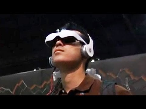 3D multimedia glasses