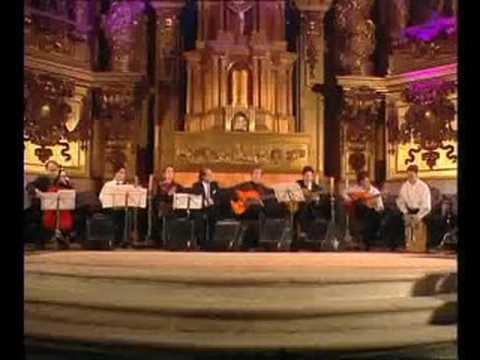 Misa Flamenca - Chano Lobato por Bulerias, Bulerias por Solea, Mirabras y Alegrias de Cadiz