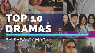 download lagu Top 10 Dramas By Saba Qamar gratis