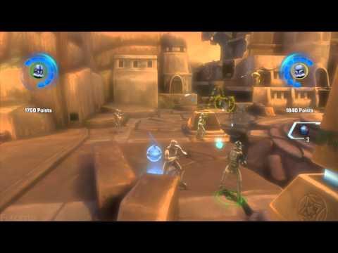 Star Wars The Clone Wars: Republic Heroes CO-OP Gameplay HD