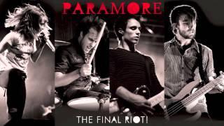 Paramore: Pressure (LIVE)