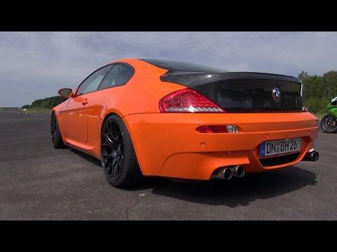 BMW M6 V10 w/ KKS Exhaust vs Audi RS7 Sportback vs Capristo Audi R8