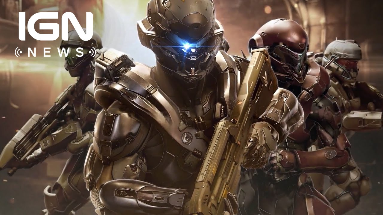 Halo 5: Guardians Xbox One Bundle Announced - IGN News