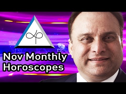 Monthly Horoscope For November 2014 In English | Prakash Astrologer
