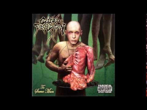 Cattle Decapitation - Writhe In Putressence