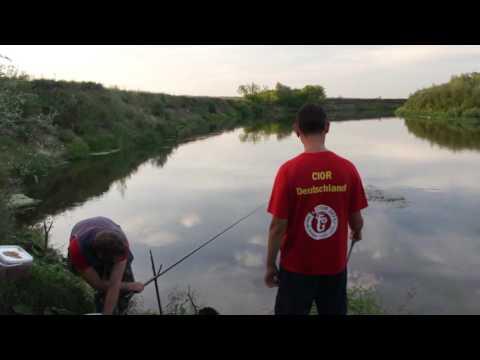 рыбалка на суре в районе сурская