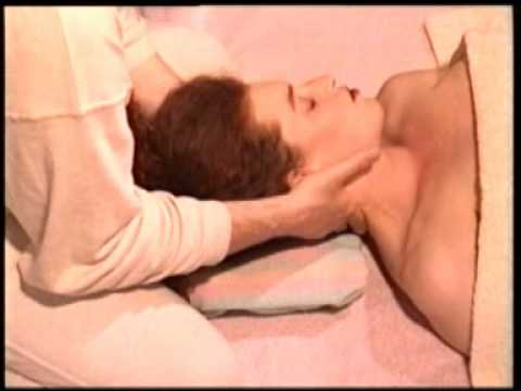 neck massage techniques the long session