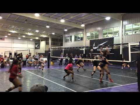 Sasha Greene - Pike High School Summer League 7.24.2014