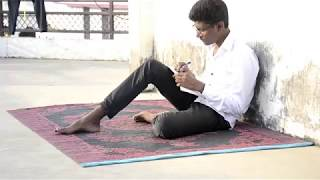 Over educated student   funny video    Puneet cullen