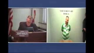 Broward County Bond court - The Smartass Inmate