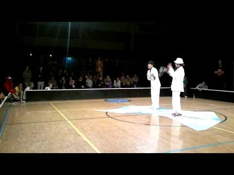 Hilty & Bosch Showcase  Funkin' Stylez Finland 2011 video