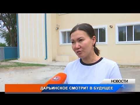 Мажилисмен Абсатиров посетил Дарьинское