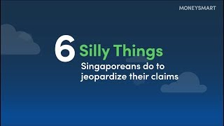 6 Silly Things Singaporeans Do To Jeopardise Their Car Insurance Claims