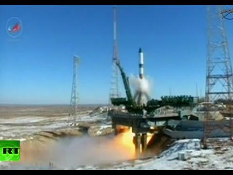 Russian Progress M-25M cargo rocket blasts off for ISS