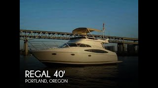 Used 2002 Regal 3880 Commadore for sale in Portland, Oregon