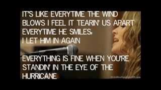 bridgit mendler hurricane instrumental/karaoke with background vocals