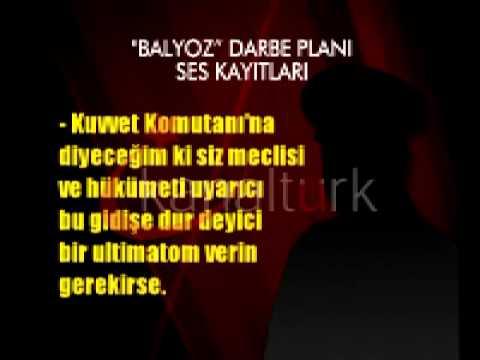 TARAF GAZETESİ Balyoz darbe planın şok ses kaydı (1)