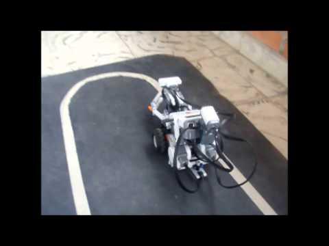 Programacion En Robot NXT