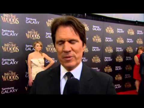 Into The Woods: Rob Marshall Official World Premiere Interview