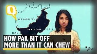 Forget India, Pakistan Has Trouble On Literally ALL Its Borders | The Quint