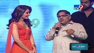 Allu Aravind Speech @ Tholi Prema Audio Launch || Varun Tej || Raashi Khanna