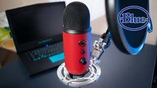 Blue Yeti USB Microphone In Depth Review