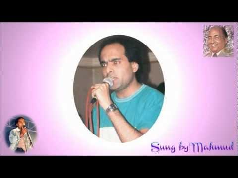 Mujhe Duniya Walo Sharabi Na Samjho - Tribute to Mohammad Rafi...