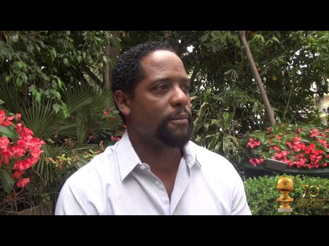 Blair Underwood: Ironside for a new generation