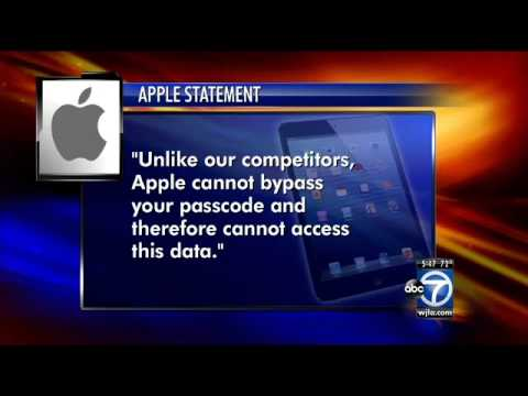 Apple's iOS 8 prevents law enforcement from obtaining data off your iPhone