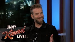 Anthony Jeselnik on Performing Stand Up at a Prison