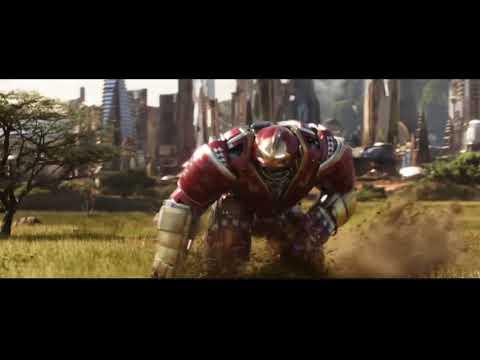 Hero: Skillet - Avengers Infinity War music video