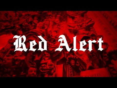 KSI & Randolph - Red Alert (Lyric Video)