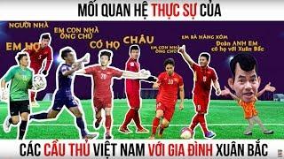 Dự đoán tỷ số Vietnam và Malay - Bật mí mối quan hệ giữa các cầu thủ Việt Nam với gia đình Xuân Bắc!