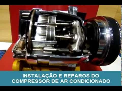 Compressor de ar carro