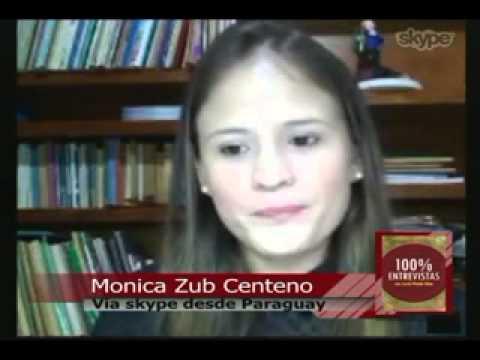 100% Entrevistas. Somoza en Paraguay, Libro de Monica Zub Centeno