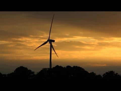 Ветряные электростанции делают жизнь немцев невыносимой