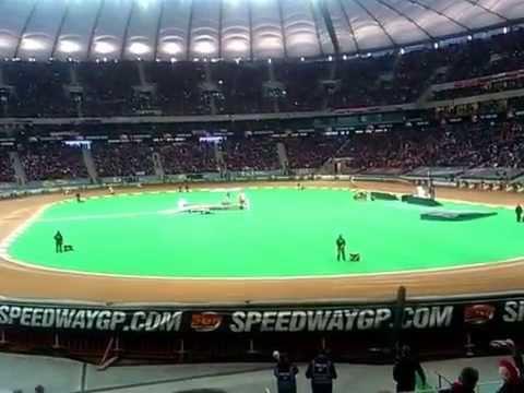 Żużel - Grand Prix Na Stadionie Narodowym 18.04.15