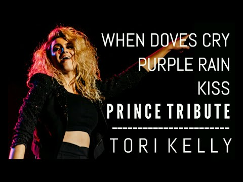 Tori Kelly - Prince Tribute