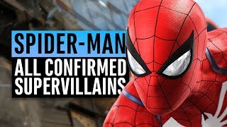 Download Lagu Spider-Man | 9 Confirmed Supervillains & Their Origins Gratis STAFABAND