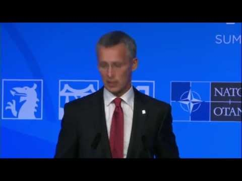 NATO Wales Summit - Statement by the Secretary General designate, 05 SEP 2014