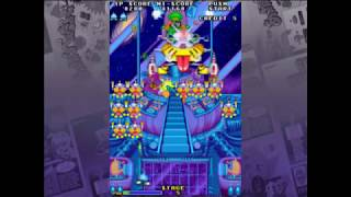 Space Invaders 95 Taito Legends 2 Ps2  Gameplay