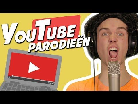 YOUTUBE PARODIEËN - Parodie #2