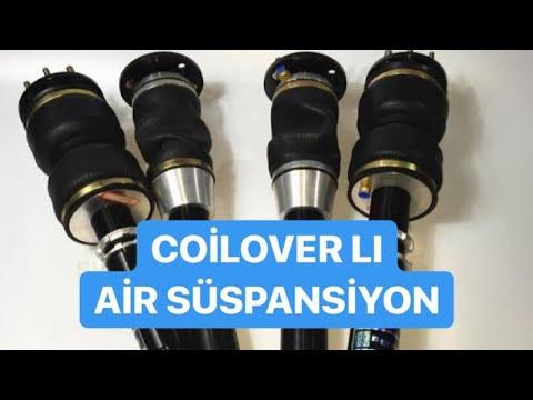 Yeni CoilOver lı Air Süspansiyon Sistemi-Özden Soydaş