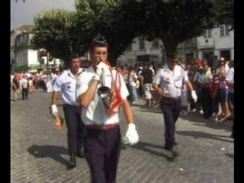 Fanfarra dos Bombeiros Volunt�rios de Mangualde