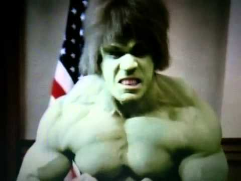 The Trial Of The Incredible Hulk - Hulkout