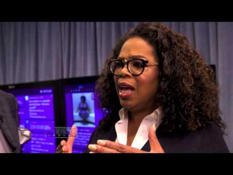 Oprah & Steve