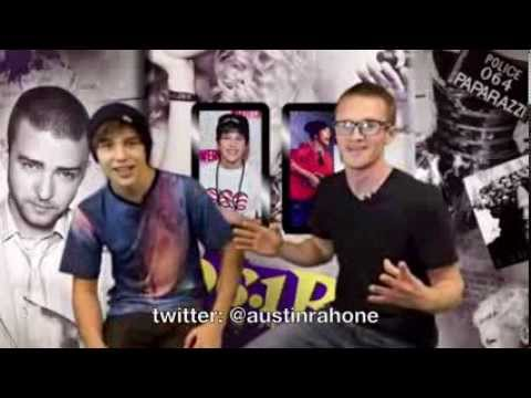 Austin Mahone's Funniest Moments 2013   2014 video