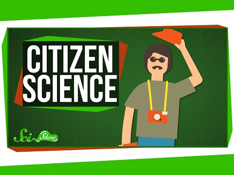 The Awesome Power of Citizen Science