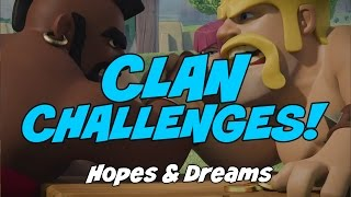 Clash of Clans - Hopes for Friendly Wars (Arranged Wars)