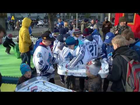 В Украине хоккейный бум
